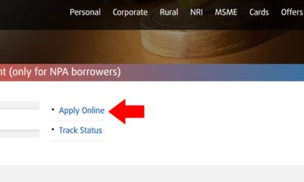 Online One Time Settlement (OTS) in Bank of India ( BOI)