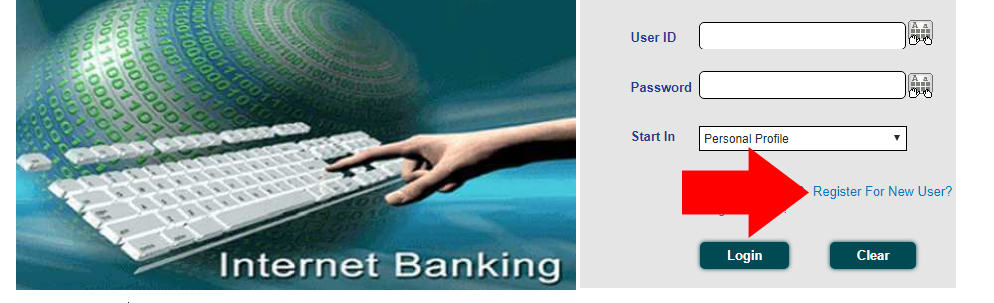 TMB Net Banking Login Page