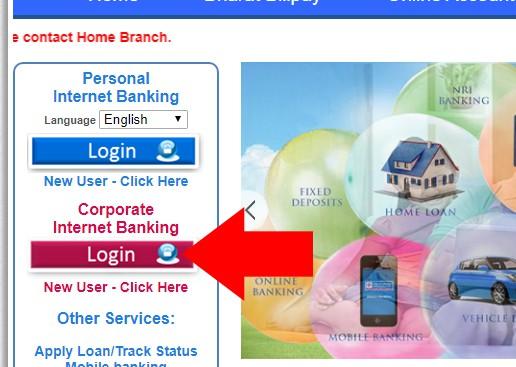 CBI Bank Corporate Internet Banking