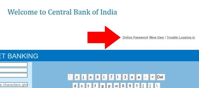 Banking Password Generation