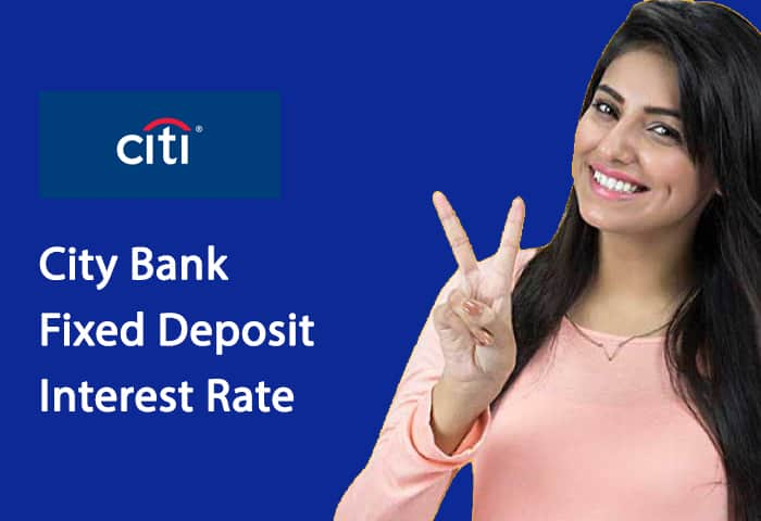 City Bank Fixed Deposit Interest Rate