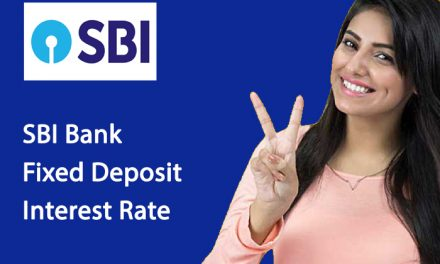 SBI Bank Fixed Deposit Interest Rate